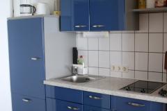 Kochbereich Wohnung 1