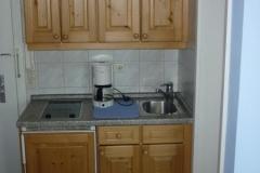 Kochbereich Wohnung 2