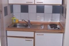 Kochbereich Wohnung 3