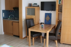 Koch- und Essbereich Wohnung 5